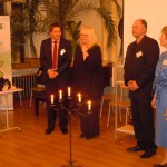 Konference místní akční skupiny LAG Parnu Bay Partnership v Estonsku