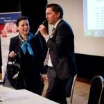 Konference na podporu regionálního rozvoje v Praze