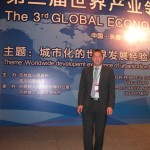 3. Globální summit světových lídrů - Changchun (Čína)
