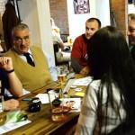 Politika se dělá u piva ve Zlíně